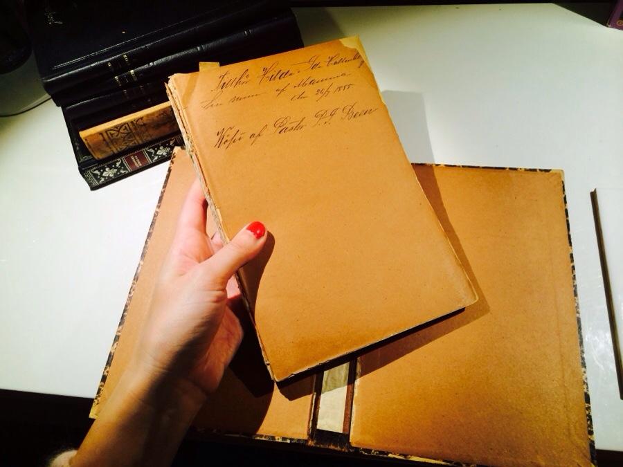 Göra egen anteckningsbok