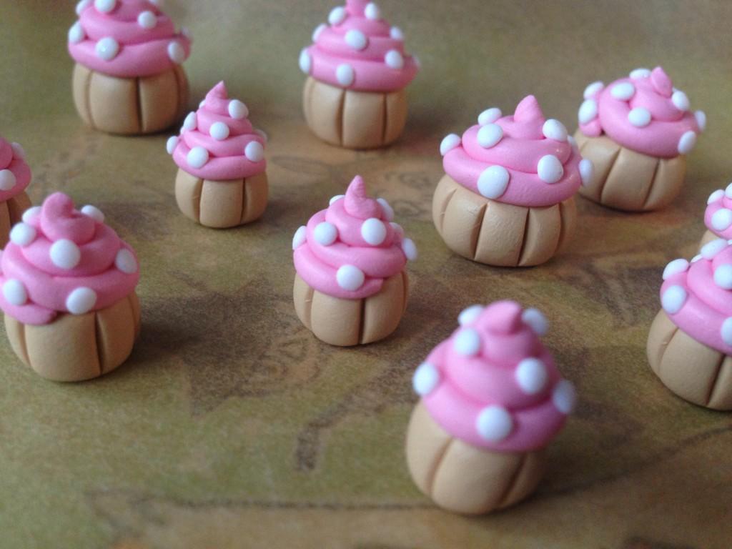 cupcakes smycken och berlocker