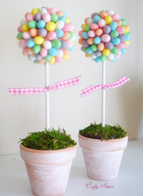 godisträd till påsk