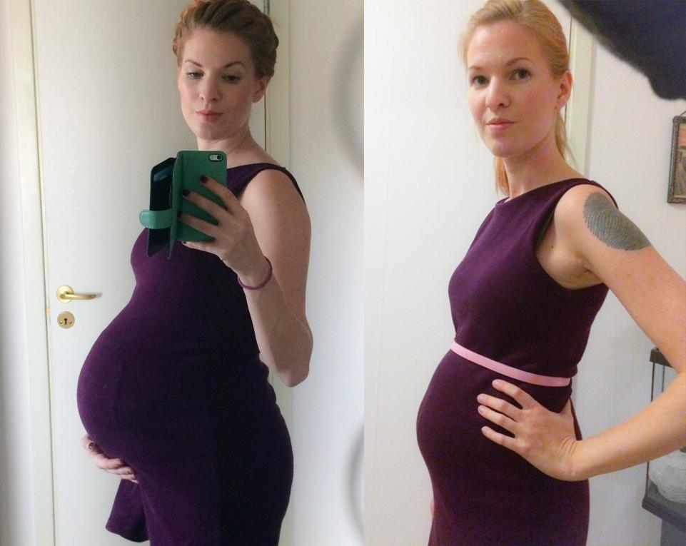 gravid-vecka-16-vs-vecka-39 - ByBecca.se d8d0a60631c11